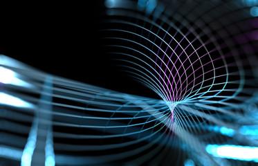 Fondo de tecnologia y ciencia.Malla o red.Diseño abstracto de concepto de conectividad e internet.Informatica y redes
