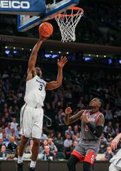 NCAA Basketball: Big East Conference Tournament-St. John's vs Xavier
