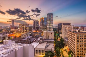 Birmingham, Alabama, USA Cityscape