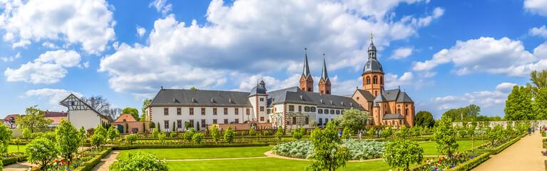 Kloster Seligenstadt  Wall mural