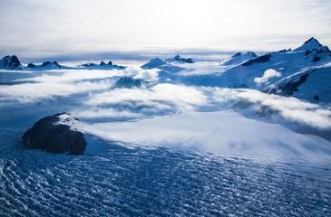 Mountains, Inner Passage Alaska