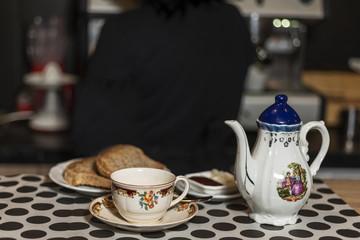 breakfast of tea