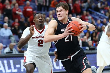 NCAA Basketball: SEC Conference Tournament-Arkansas vs South Carolina