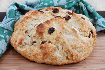 Irish Soda Bread, Macro