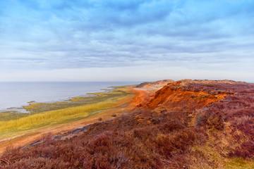 Morsumer Kliff auf Sylt