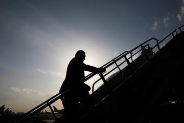 Tillerson departs Addis Ababa, Ethiopia