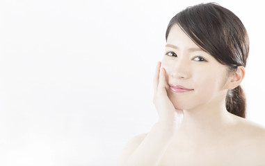 Japanese women's skin care image