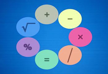 Basic math operators