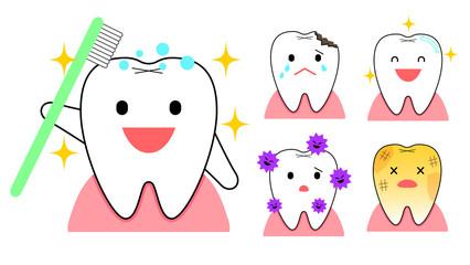 歯のアイコン