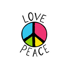 Love and Peace.