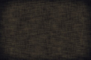 Fabric surface for book cover, linen design element, texture grunge vetiver color painted
