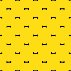 BLACK BONE PATTERN