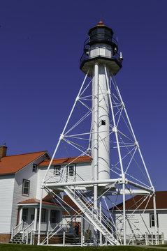 Michigan Lighthouse, Whitefish