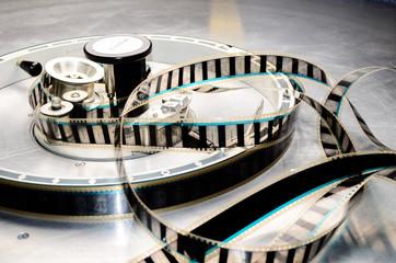 Roll of film. Klisza