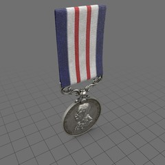 Military medal 4