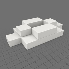 Block cloud 1