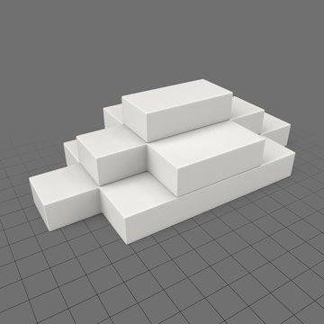 Block cloud 4