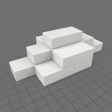Block cloud 3