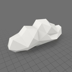 Stylized cloud 2