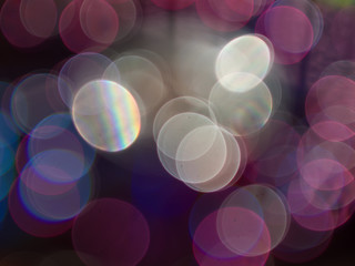 Abstract blur bokeh background for your design website, app, advertising, card, invitation. Minimalism color wallpaper