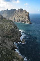 Formentor Cape, Majorca Spain