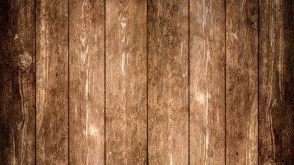 Rustic wood planks background, wood texture