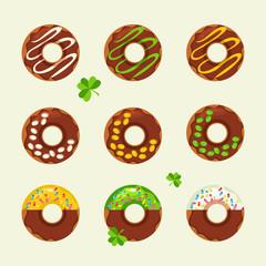 Happy St. Patrick's Day greeting.