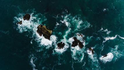 ocean Drone Pacific north west