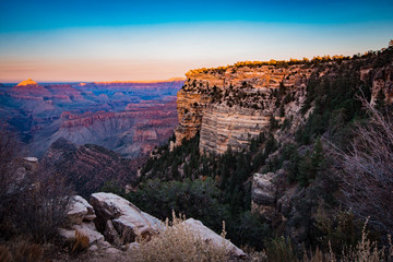Grand Canyon Colorful