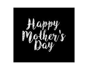 mothers day alphabet typography font text image vector icon 1