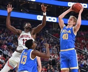 NCAA Basketball: Pac-12 Conference Tournament - Arizona vs UCLA