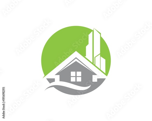 Home Building Logos Symbols Design Stock Image And Royalty Free
