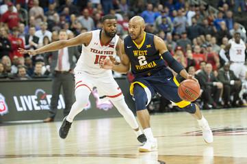 NCAA Basketball: Big 12 Conference Tournament-Texas Tech v West Virginia