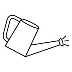 sprinkler garden isolated icon vector illustration design