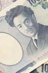 日本の1000円札
