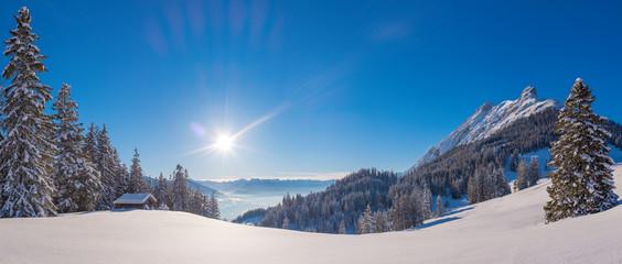 Winterlandschaft, Tirol