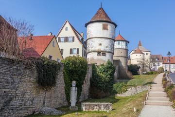 Stadtmauer Dettelbach