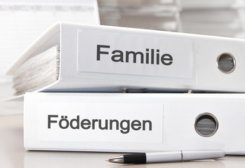 Familie Förderungen