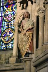 Stifterfigur Thimo von Kistritz im Naumburger Dom
