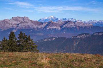 Montagne - Semnoz - Annecy