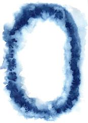 watercolor background, blue drop, blue spots