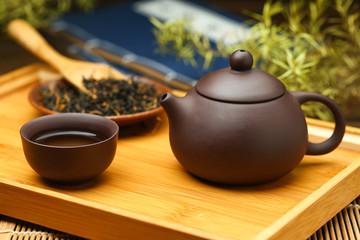 Chinese tea set,tea,teapot and cups