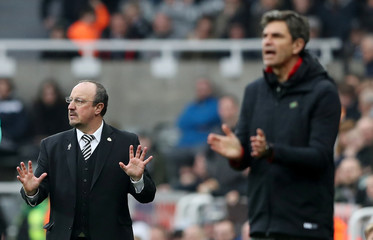 Premier League - Newcastle United vs Southampton