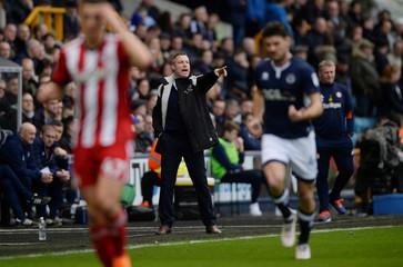 Championship - Millwall vs Brentford