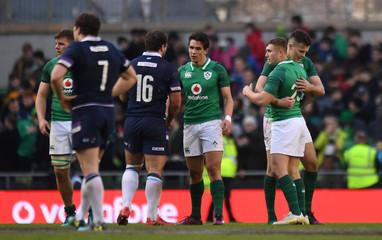 Six Nations Championship - Ireland vs Scotland