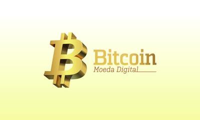 A nova moeda digital bitcoin, ethereum, litecoin.