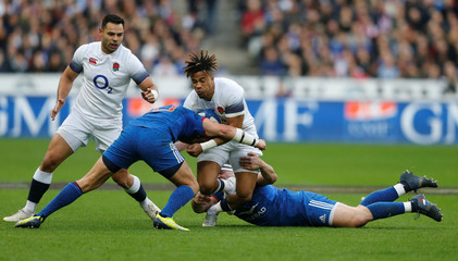Six Nations Championship - France vs England