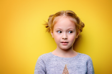 bonny little girl