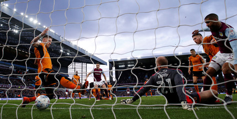 Championship - Aston Villa vs Wolverhampton Wanderers