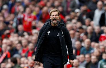 Premier League - Manchester United vs Liverpool